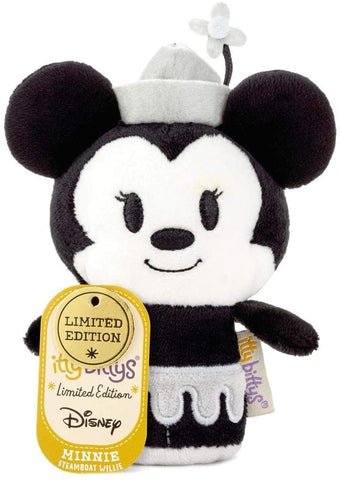 Hallmark Itty Bittys Steamboat Willie Disney Minnie Mouse Limited Edition