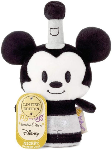 Hallmark Itty Bittys Steamboat Willie Disney Mickey Mouse Limited Edition