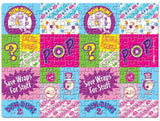 "(5 Pack) iScream 100 Piece Jigsaw Puzzles 11.5""x8.25"", got candy?, The Original Chipwich, Dum-Dums, Smarties, Big League Chew"