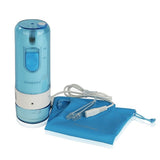 Remedies Rechargeable Oral Irrigator with High Capacity Water Tank Water Flosser