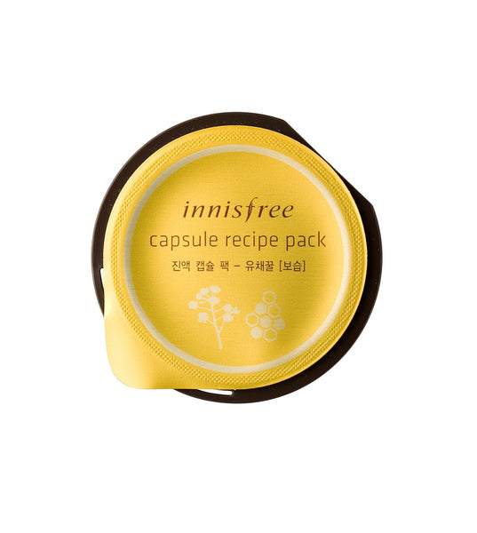 Innisfree Capsule sleeping pack - Honey