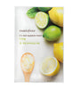 Innisfree It's real squeeze mask Brightning Lime 20ml