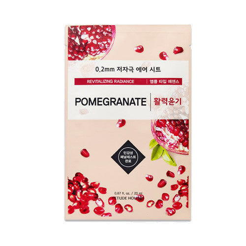 Etude House 0.2mm Therapy Air Mask #Pomegranate