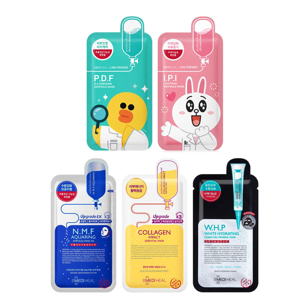 Mediheal Masks Multi-Pack