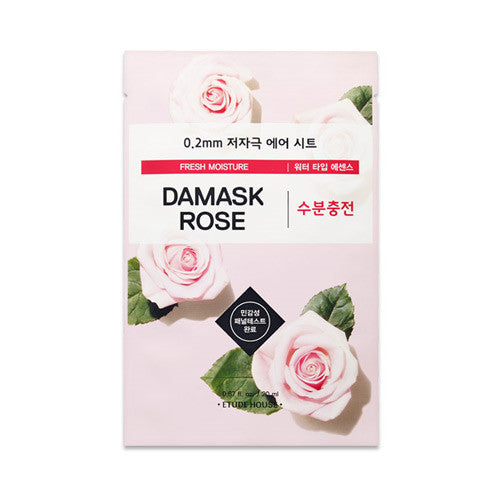 Etude House 0.2mm Therapy Air Mask #Damask Rose