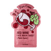 Tonymoly I`m REAL Red Wine Mask Sheet Pore Care
