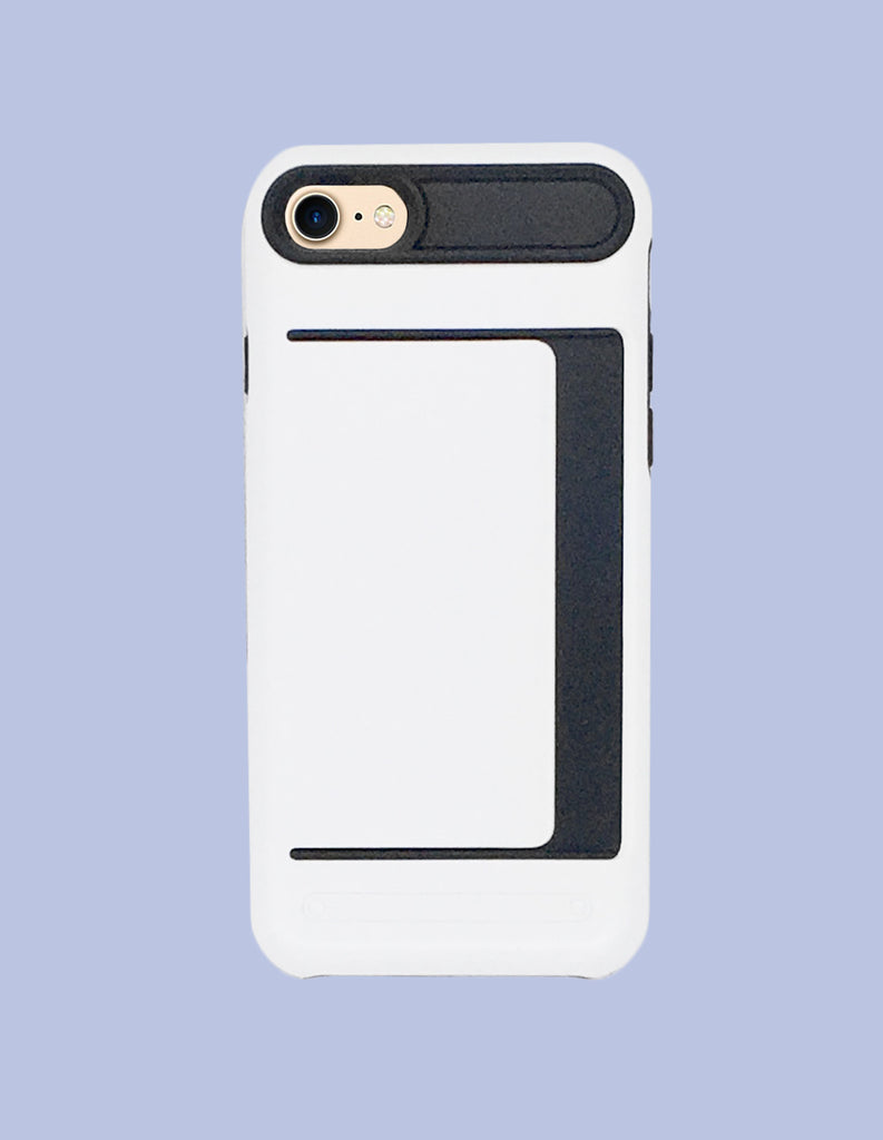 iPhone Case - Credit Case - Unmanned