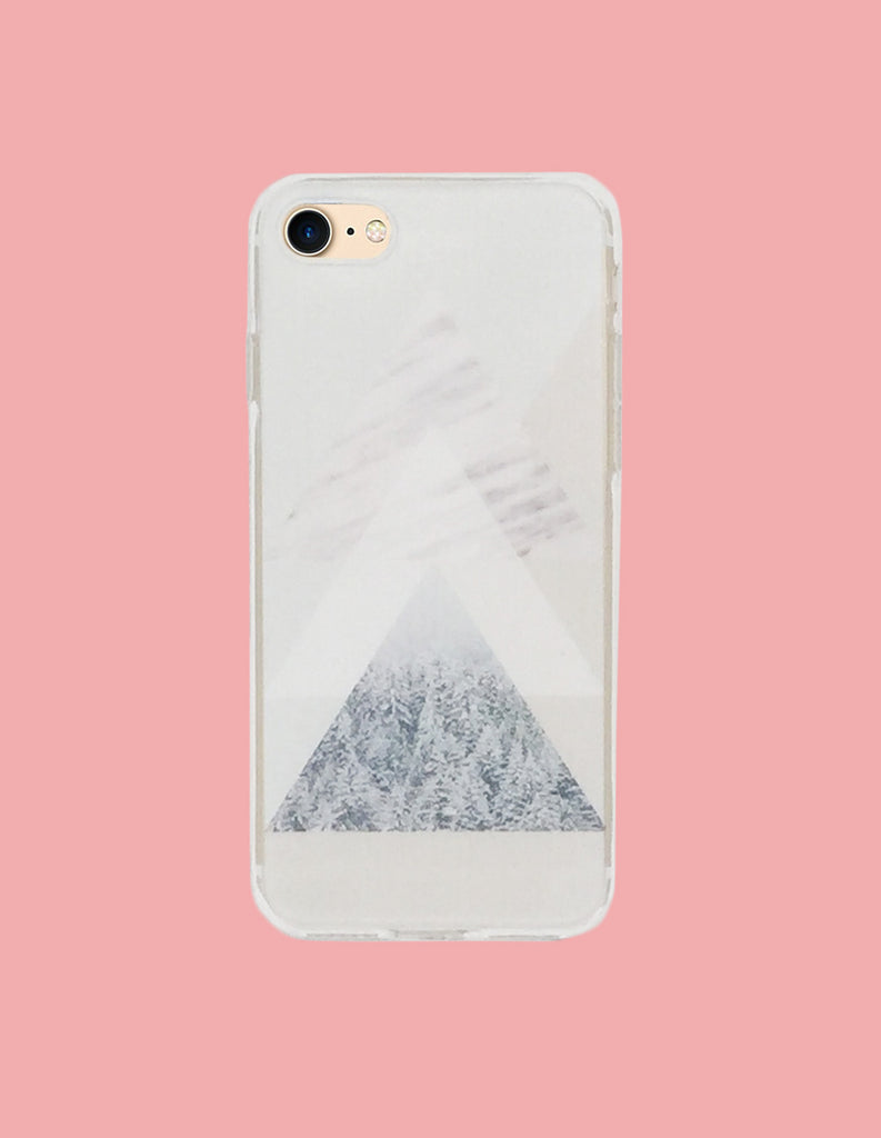 iPhone Case - Marble Print (Hardshell) - Unmanned - 6