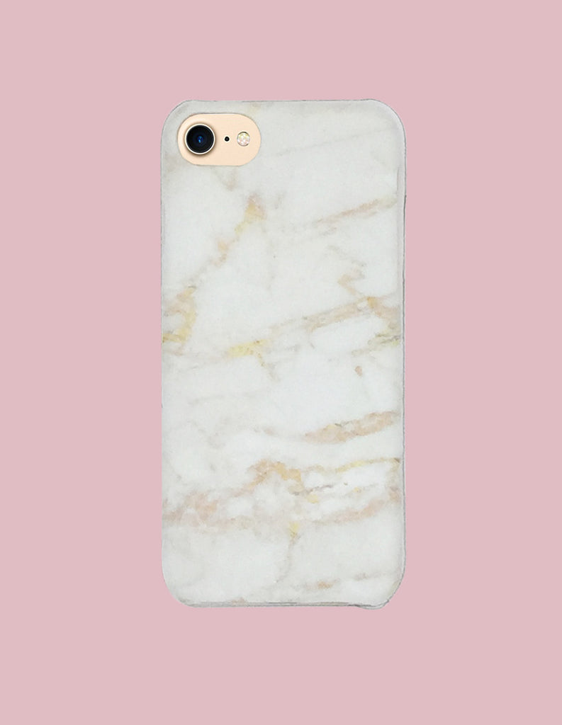 iPhone Case - Marble Print (Hardshell) - Unmanned - 5