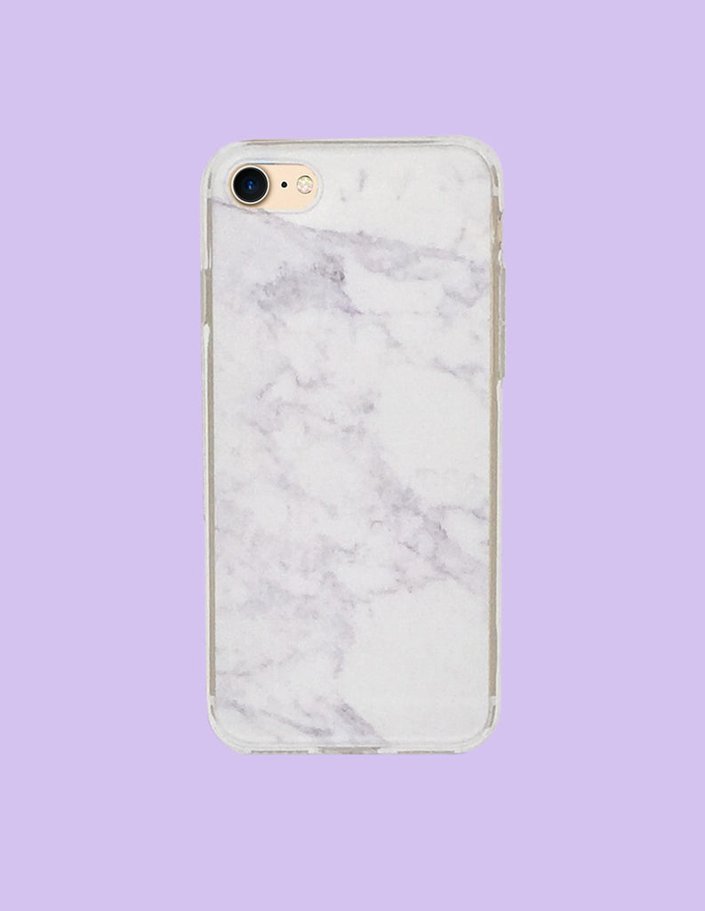 iPhone Case - Marble Print (Hardshell) - Unmanned - 4