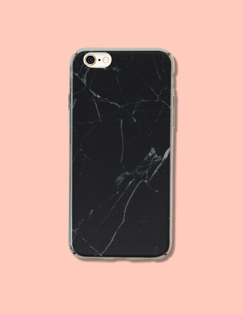 iPhone Case - Marble Print (Hardshell) - Unmanned - 2
