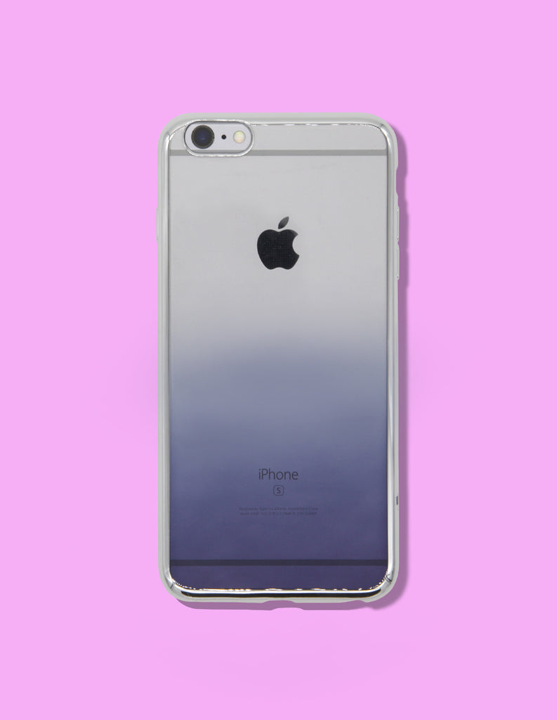 iPhone Case - Clear Ombre - Unmanned - 1