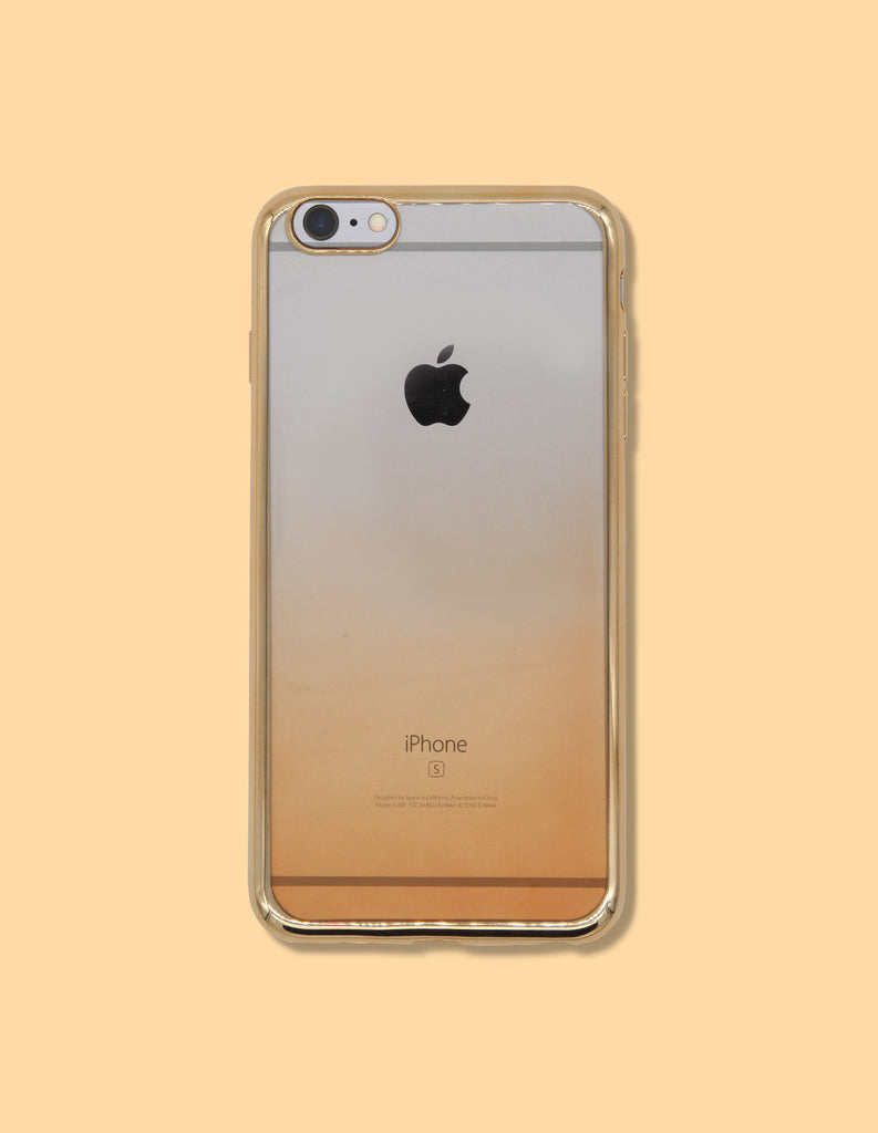 iPhone Case - Clear Ombre - Unmanned - 2