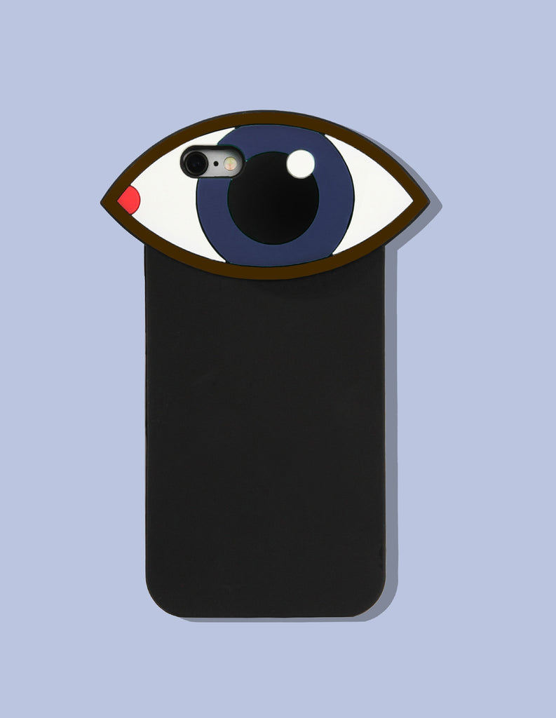 iPhone Case - Eye - Unmanned - 1
