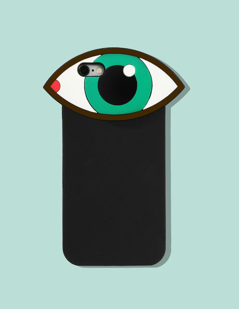 iPhone Case - Eye - Unmanned - 2