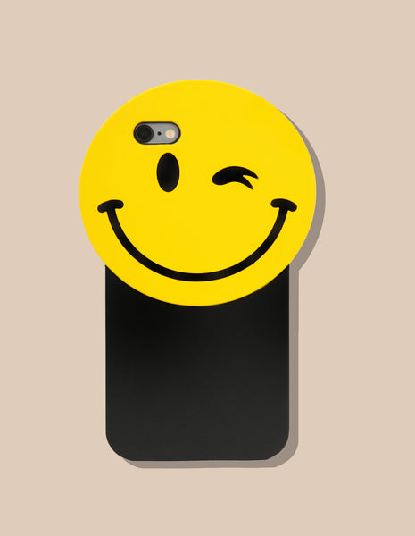 iPhone Case - Emoji Wink - Unmanned - 1