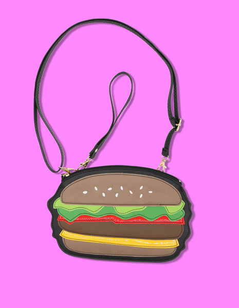 Hamburger - Shoulder Bag - Unmanned