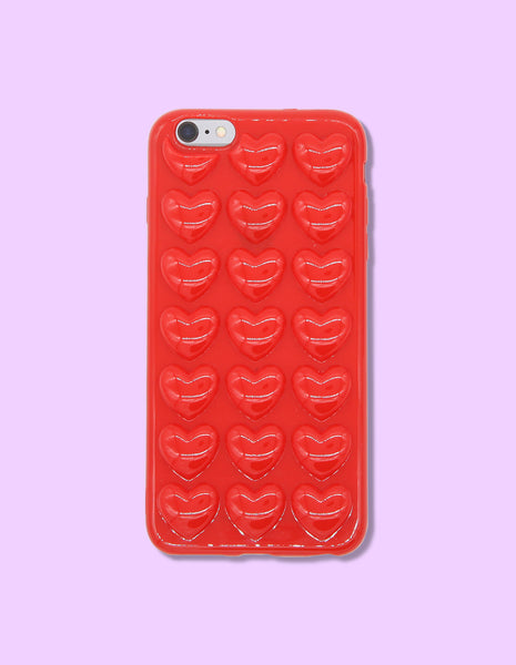 iPhone Case - 3D Jelly Heart - Unmanned - 1
