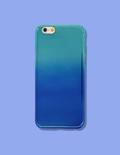 iPhone Case - Metallic Ombre - Unmanned
