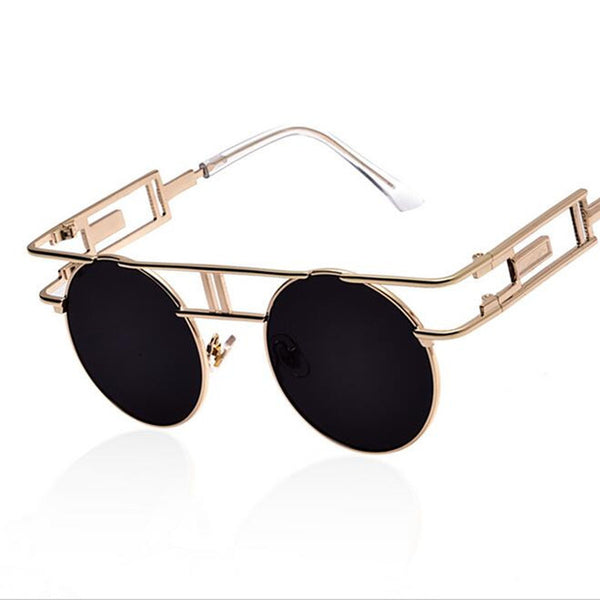 Steampunk Flash Sunglasses - Unmanned - 1