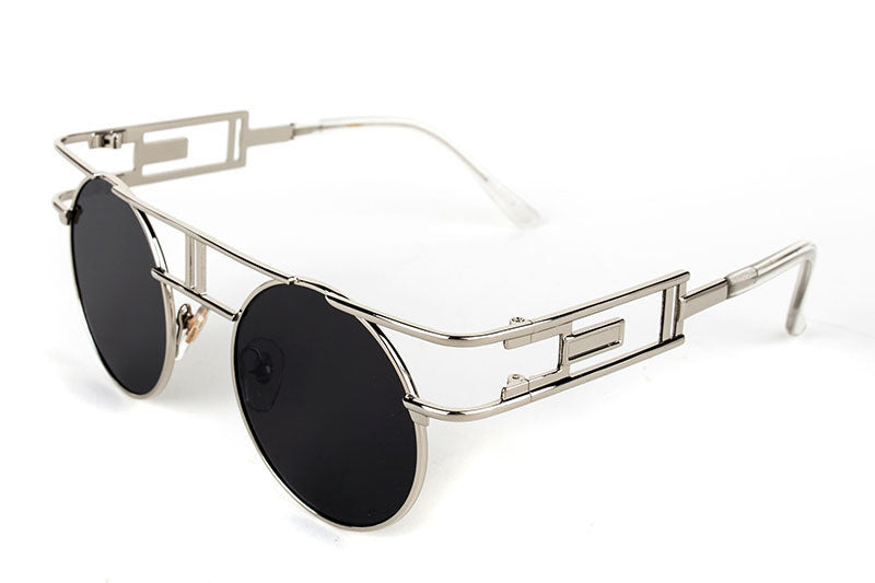 Steampunk Flash Sunglasses - Unmanned - 5