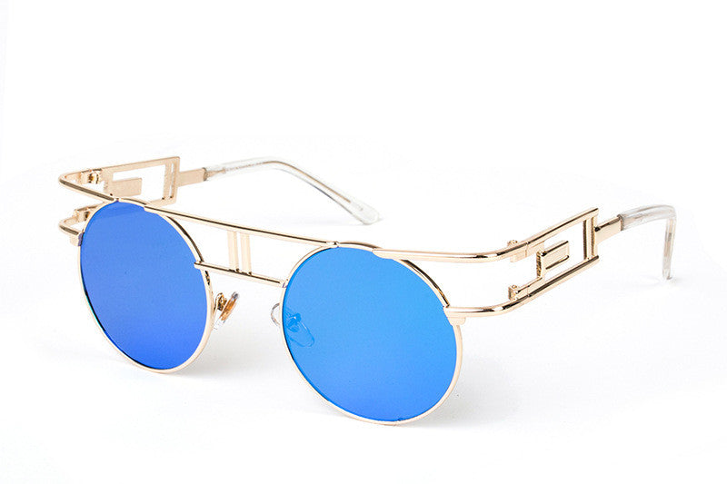 Steampunk Flash Sunglasses - Unmanned - 6