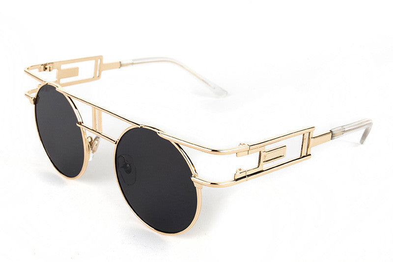 Steampunk Flash Sunglasses - Unmanned - 2