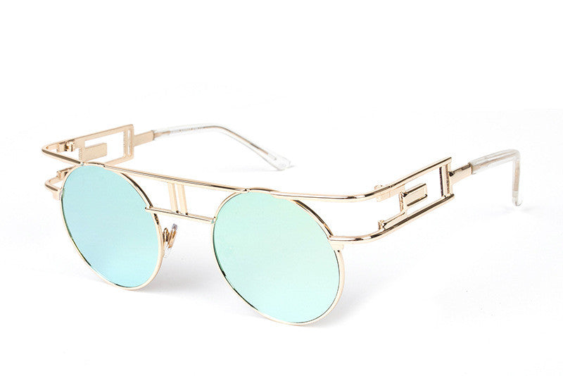 Steampunk Flash Sunglasses - Unmanned - 9