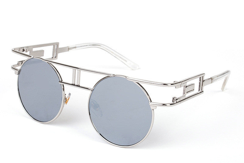 Steampunk Flash Sunglasses - Unmanned - 3