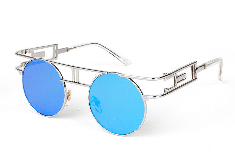 Steampunk Flash Sunglasses - Unmanned - 7