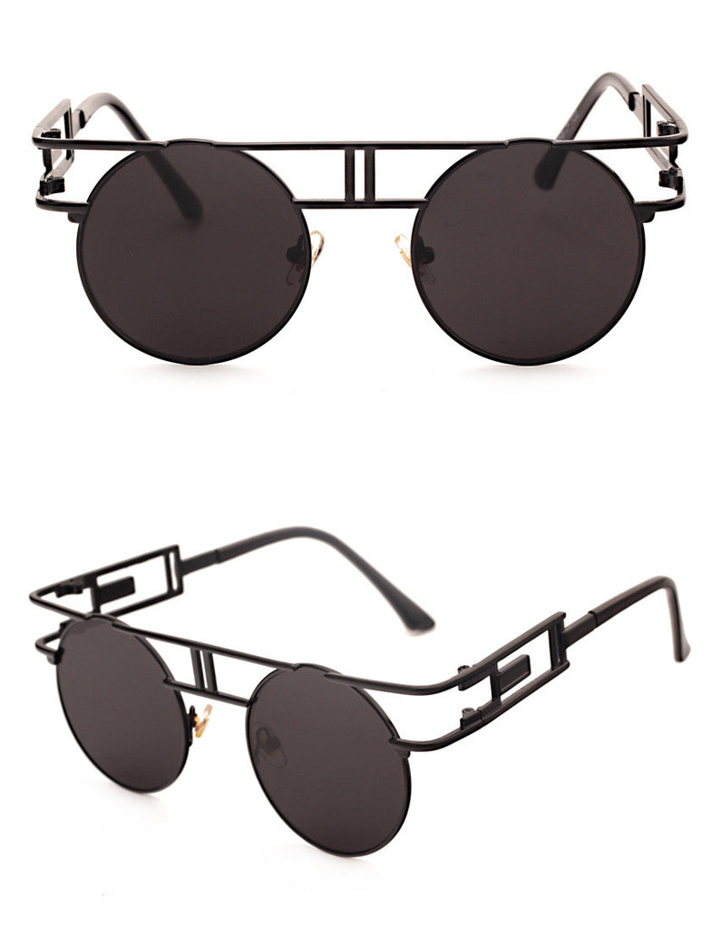 Steampunk Flash Sunglasses - Unmanned - 8