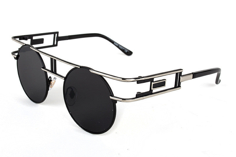 Steampunk Flash Sunglasses - Unmanned - 4