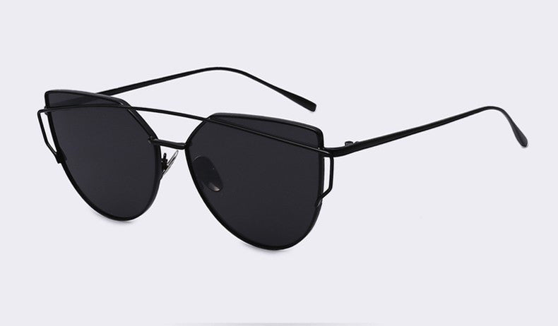 Glam Mirror Sunglasses - Unmanned - 3