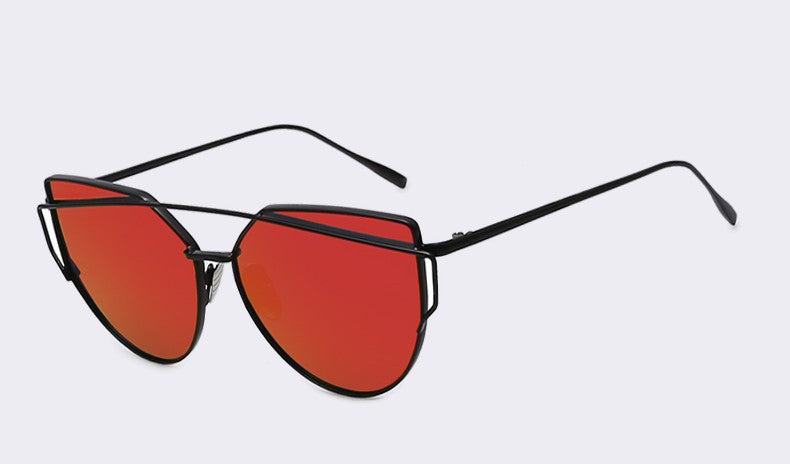 Glam Mirror Sunglasses - Unmanned - 7