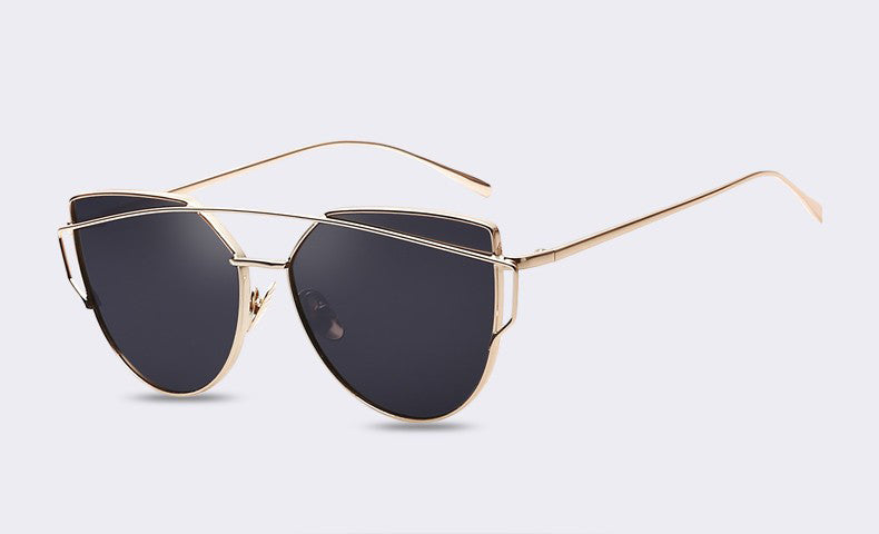 Glam Mirror Sunglasses - Unmanned - 5