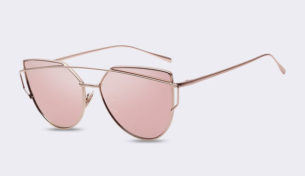 Glam Mirror Sunglasses - Unmanned - 1