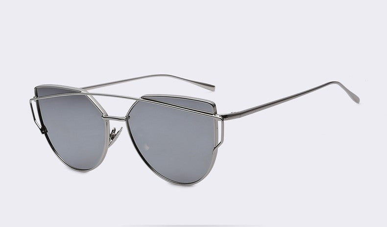 Glam Mirror Sunglasses - Unmanned - 4