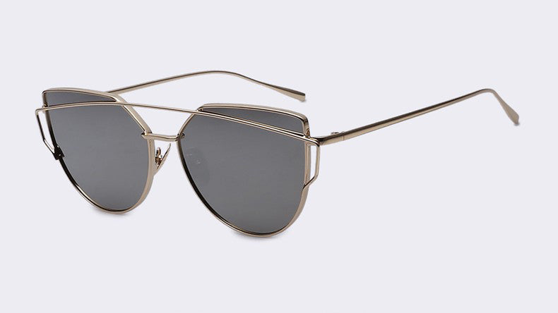 Glam Mirror Sunglasses - Unmanned - 6