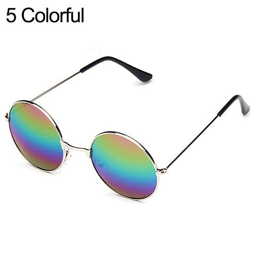 Hot Small Retro Sunglasses - Unmanned - 1