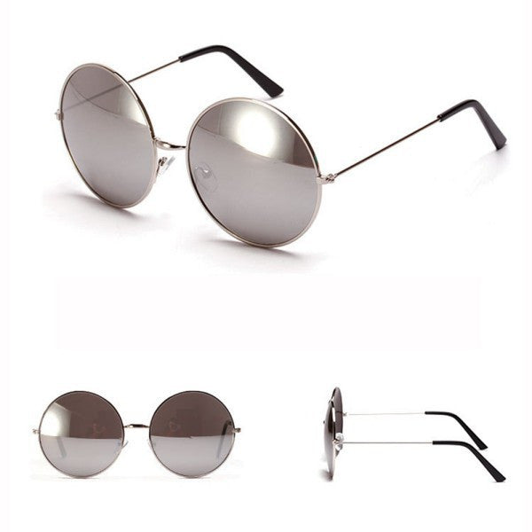 Hot Oversized Retro Sunglasses - Unmanned - 1