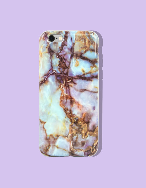 iPhone Case - Van Gogh Granite - Unmanned