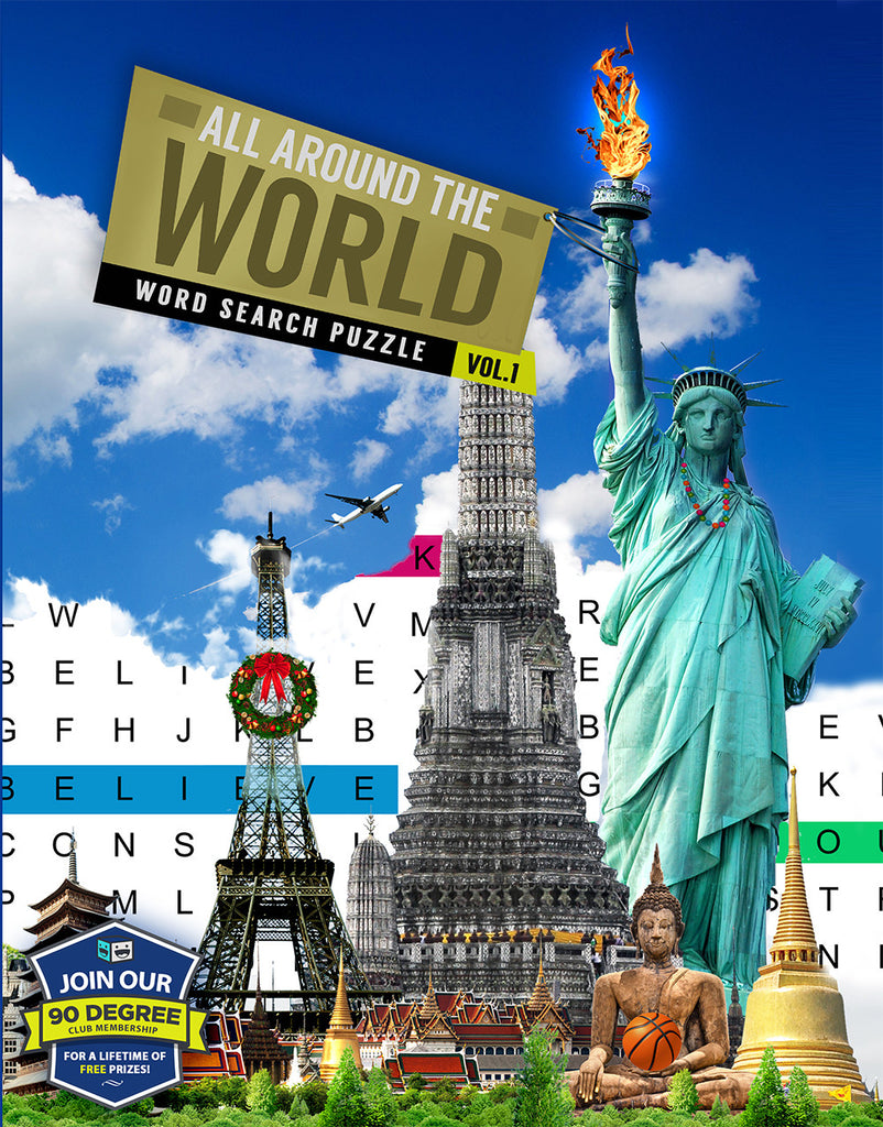 All Around The World: Vol 1