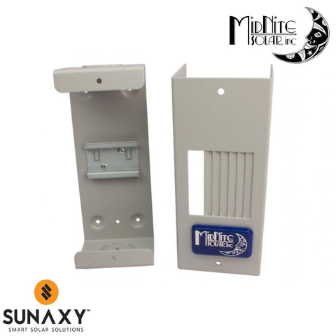 MidNite Solar: Baby Box Enclosure - Up to 4 Din Breakers