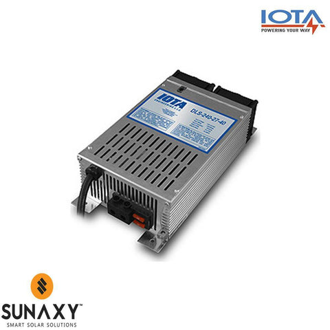 Iota: 15A DLS Series AC Charger - 27V