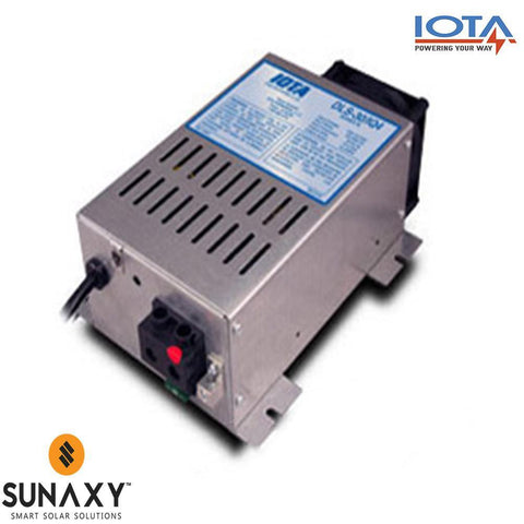 Iota: 30A DS Series Battery Charger 12V