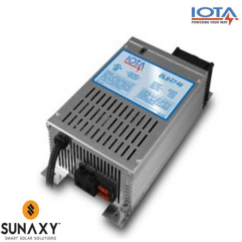 Iota: 1kW DLS Series Battery Charger - 24VDC 40A