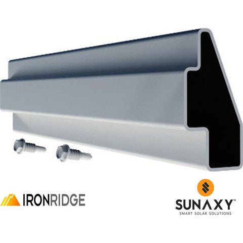 IronRidge XR10 Rail - 11ft