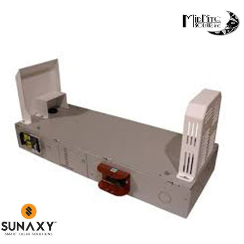 MidNite Solar MNE175DR/TR-L, MidNite E-panel for DR and TR E-panel 175 or 250 amp 125 VDC