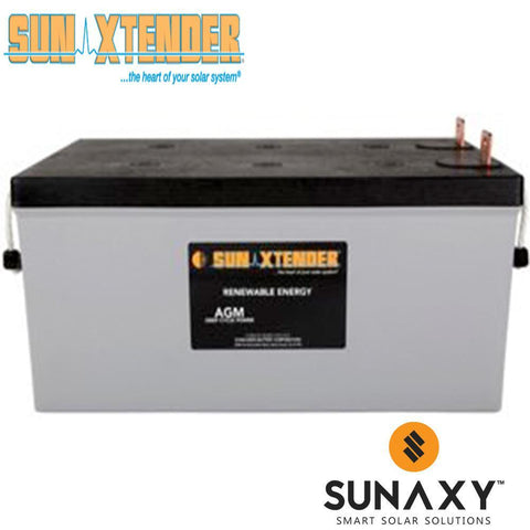 Sun Xtender PVX-2580L AGM Battery