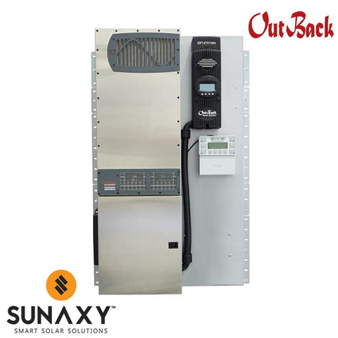 OutBack  Power System, 4kW, 57.5A, 48VDC, OUT FPR-4048A